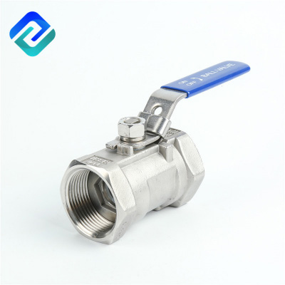 The water inlet method of the one-piece ball valve must meet the requirements of the water inlet ball valve