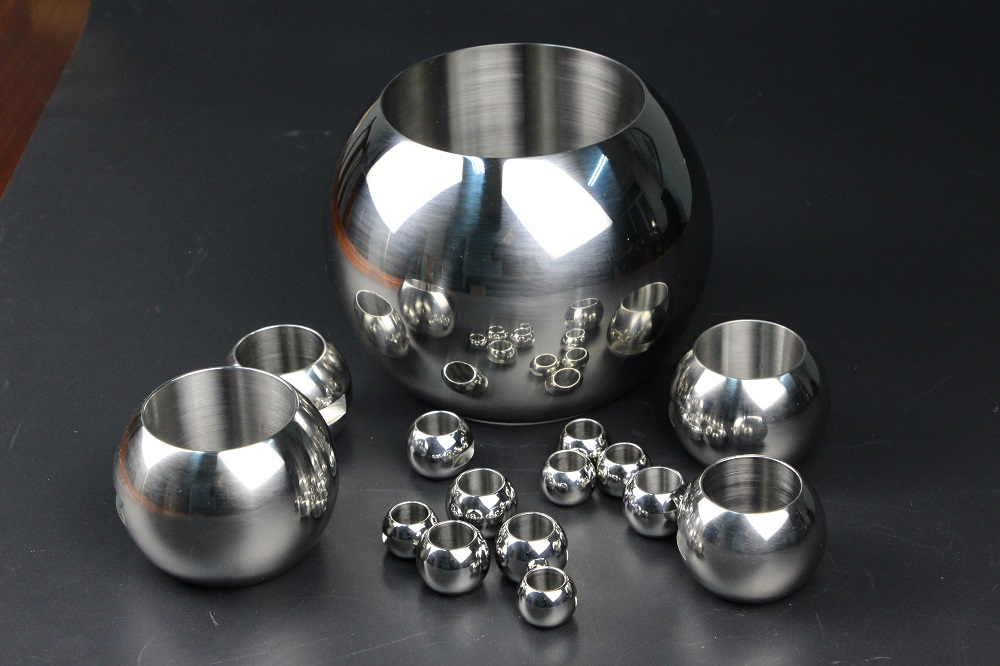All Sizes of Stainless Steel Valve Ball China Manufacturer