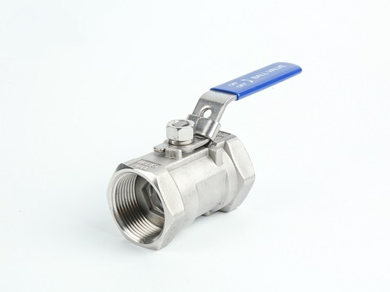 Stainless steel ball valves we can provided