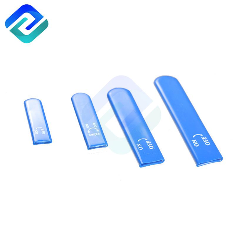 Variety of Sizes of Plastic Cover for Ball Valve Lever Handle
