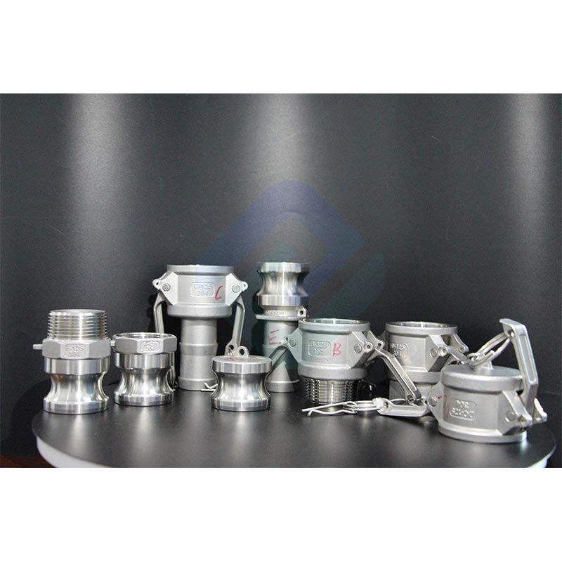 Hot Sell Stainless Steel Camlock Quick Coupling Quick Connector