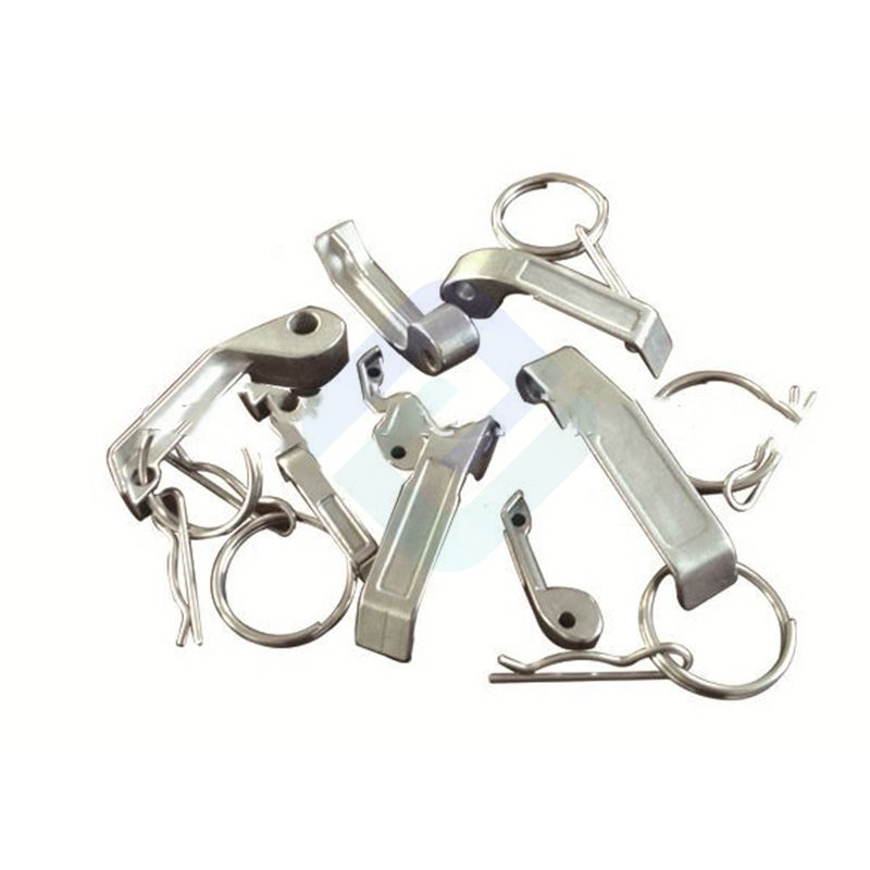 Handle, Handle Ring and Pin for Stainless Steel Quick Camlock