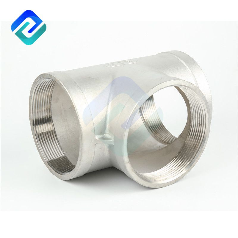 Stainless Steel Tee China Manufacturer