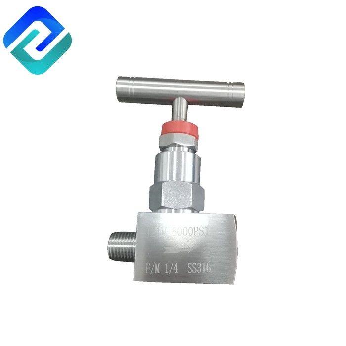 1/4'' ~ 4'' stainless steel 316 316L needle valve