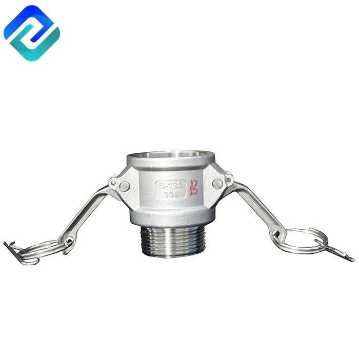 stainless steel camlock fittings lower B