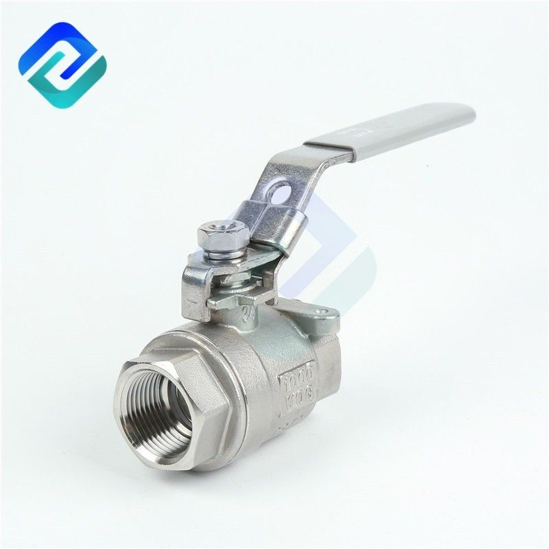 Quality and quantity assured 1 inch lockable ball valve