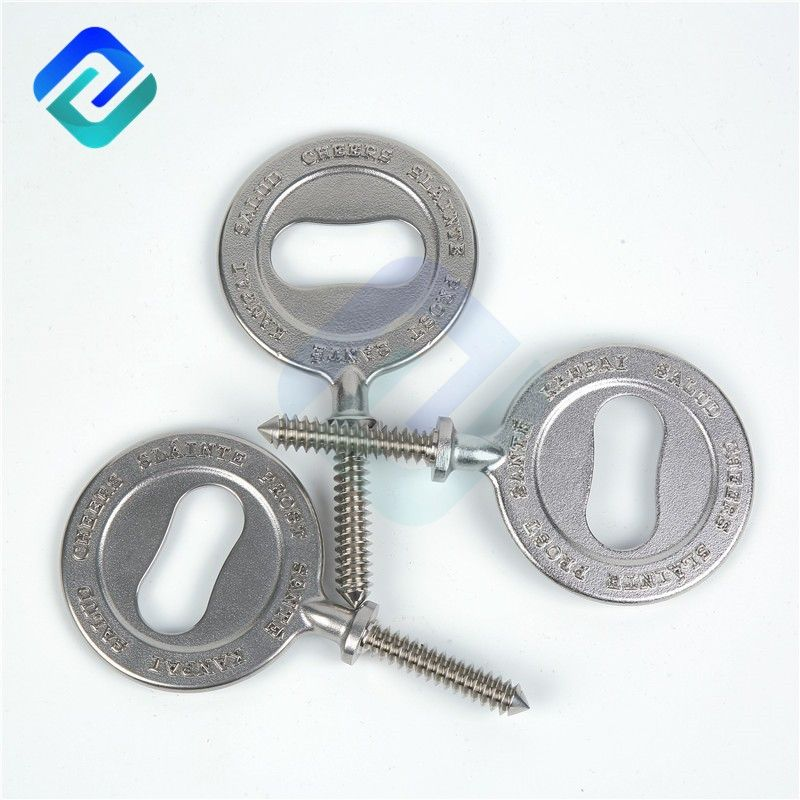 OEM lost wax investment casting spare parts invest cast
