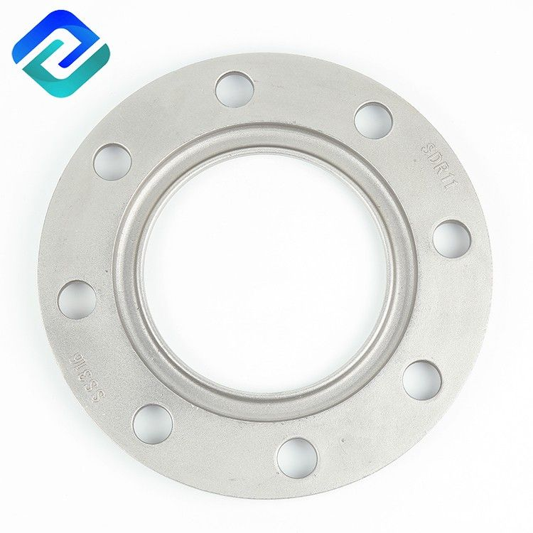 Oem custom cast stainless steel investment casting flange