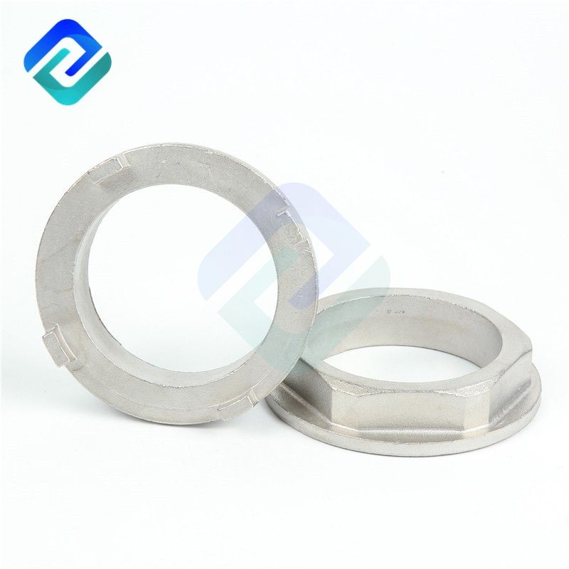 304 316 stainless steel precision investment casting spare machinery parts