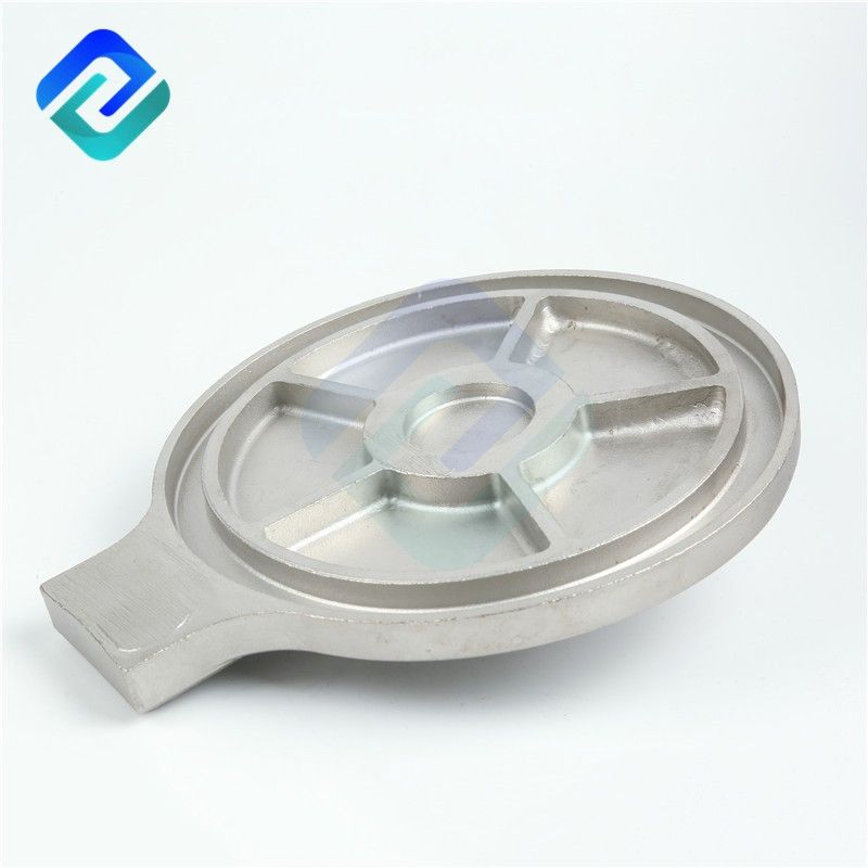 investment precision casting with machining spare machinery parts