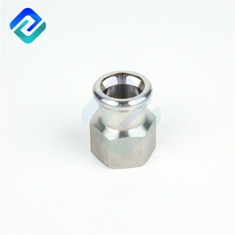Lost wax investment casting machined parts