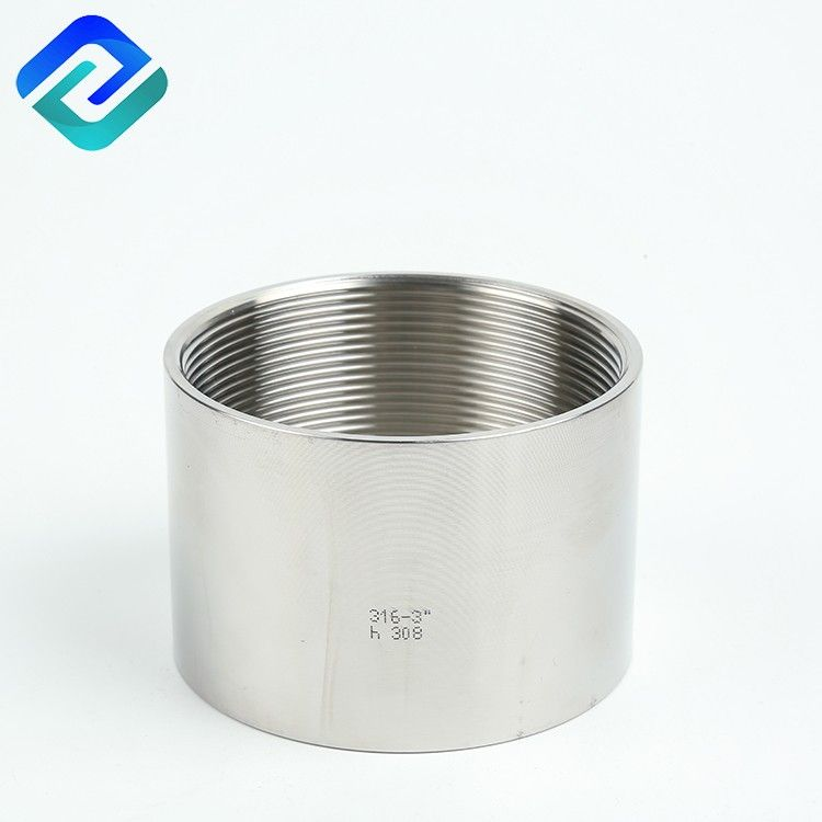 All kinds of stainless steel pipe transition fittings food grade sleeve socket