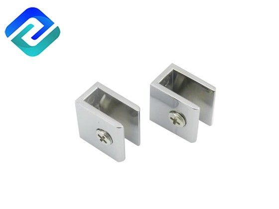 Stainless steel investment casting glass clip