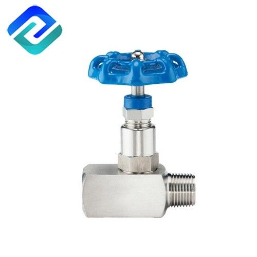 High Pressure 6000PSI Gas Needle Valve 1/4 NPT Female Male Thread Mini Needle Valve
