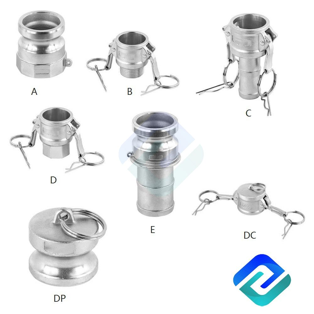 Stable quality Stainless Steel Camlock Quick Coupling fittings