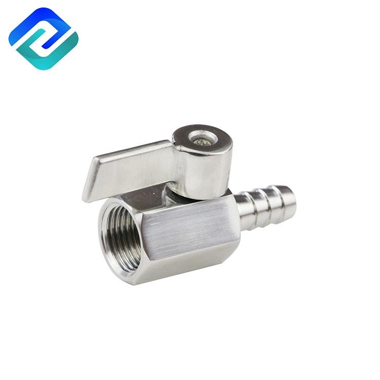 Superior quality 1000wog stainless steel investment casting mini ball valve