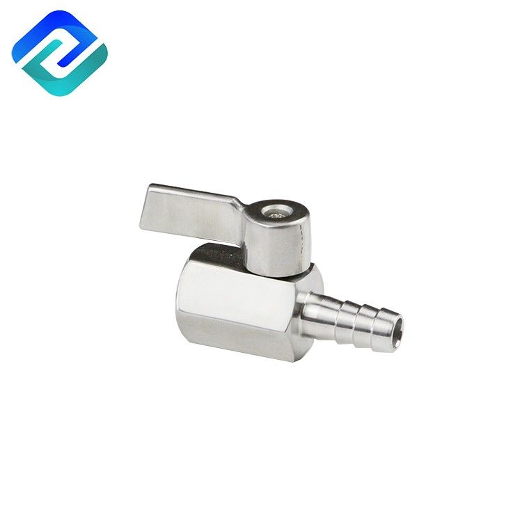 High quality stainless steel 304/316 mini ball valve