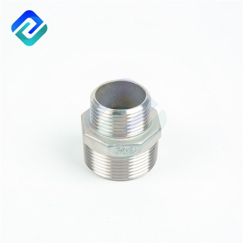 Stainless steel thread plumbing pipe fitting