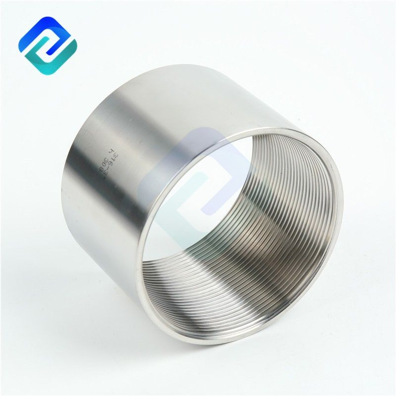 stainless steel sanitary natural gas high pressure pipe fittings
