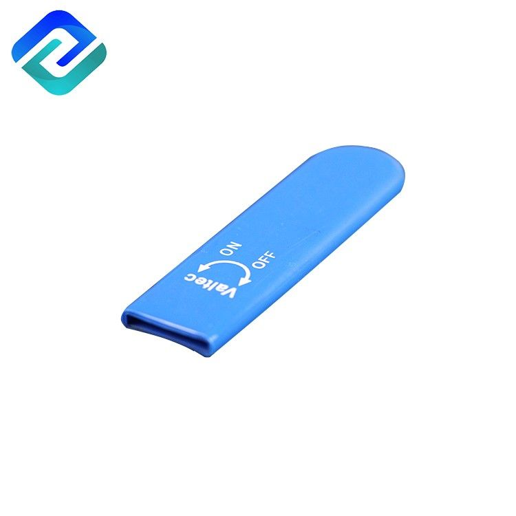 Stainless Steel Investment Casting Ball Valve Handle Level Plastic PVC Sleeve
