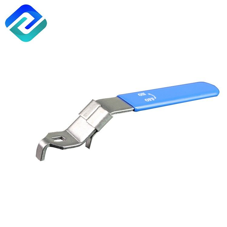 Stainless steel ball valve handle cover