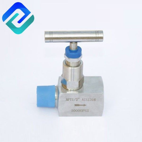 316/316L high pressure stainless steel male/female needle valve