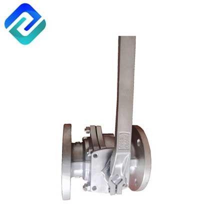 2 Piece Full port Ball valve (Flanged) 1/2''~12'' 150LB/300LB AISI 304