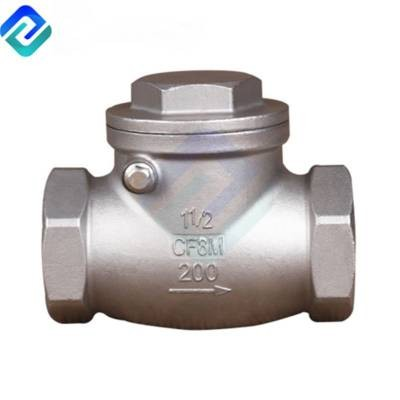 When Should I Use a Straight-Through Check Valve?