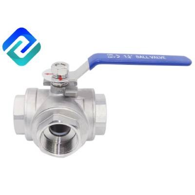 The working Mode and Characteristics of Three-Way Ball Valve