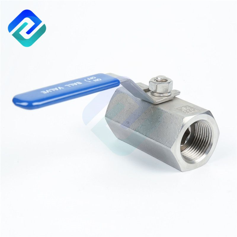 Stainless Steel 1-PC Ball Valve