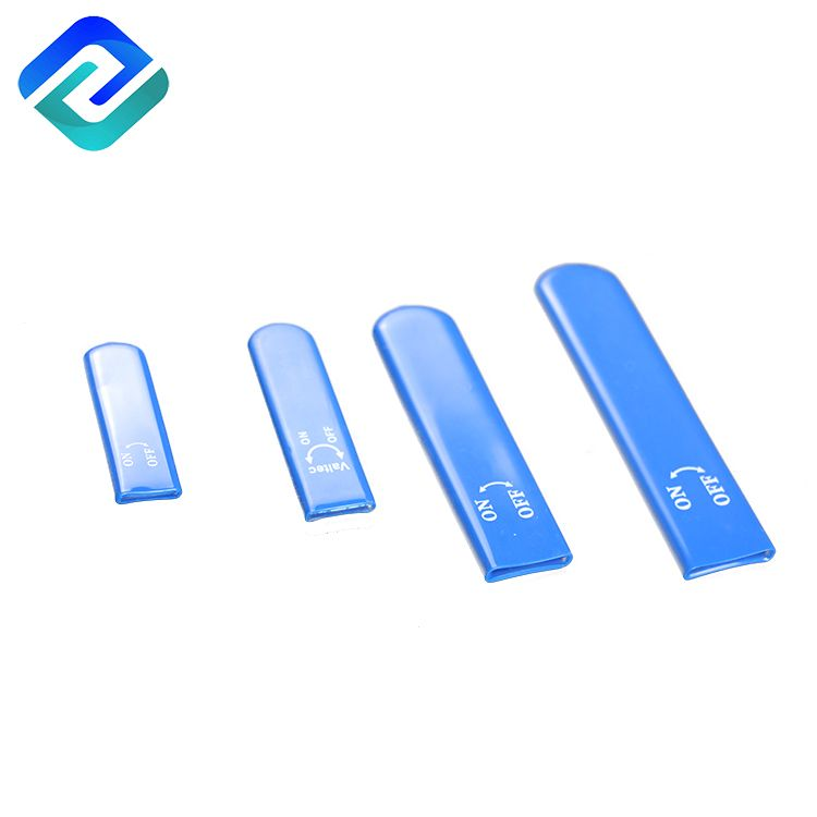 Varietyof Sizes of Plastic Cover for Ball Valve Lever Handle