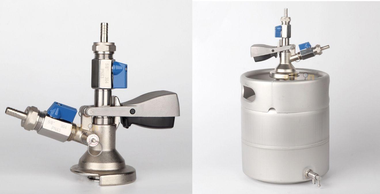cf8m stainless steel male/female 1000wog mini ball valve