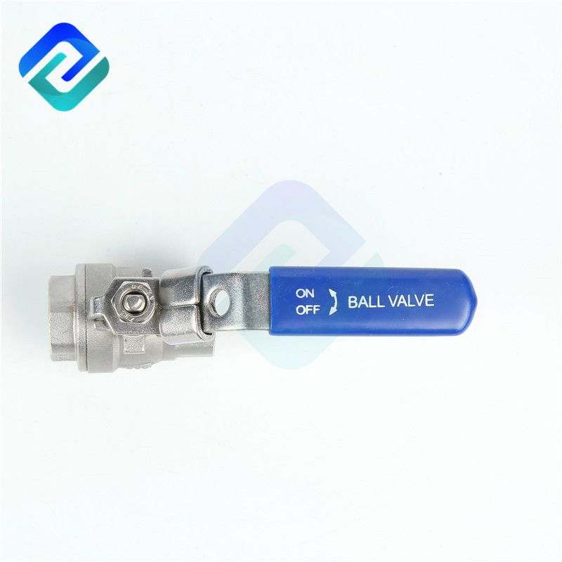 Stable quality stainless steel 1000 wog 2pcs ball valve