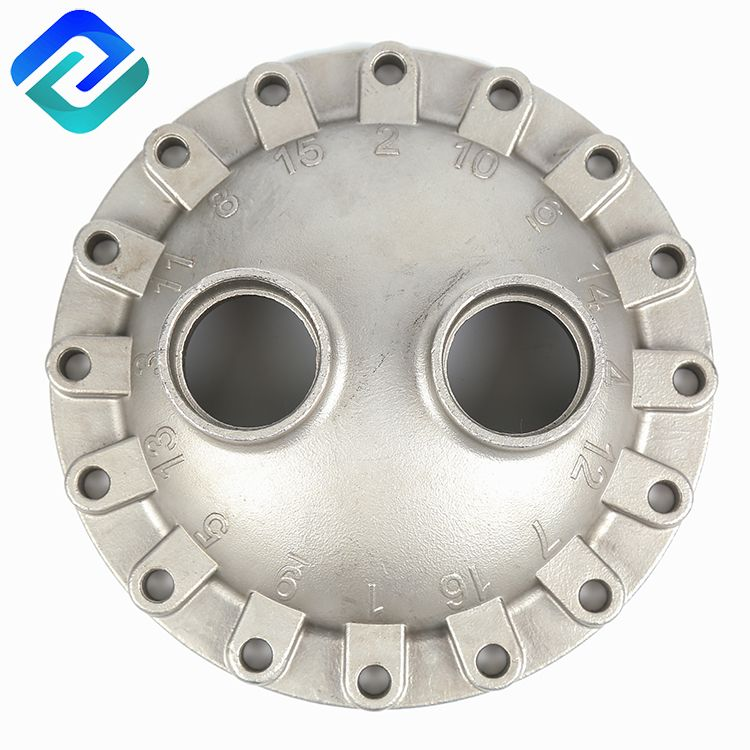 OEM stainless steel investment precision casting with machining