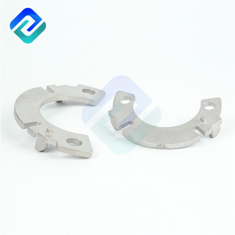 Investment lost wax casting machined parts