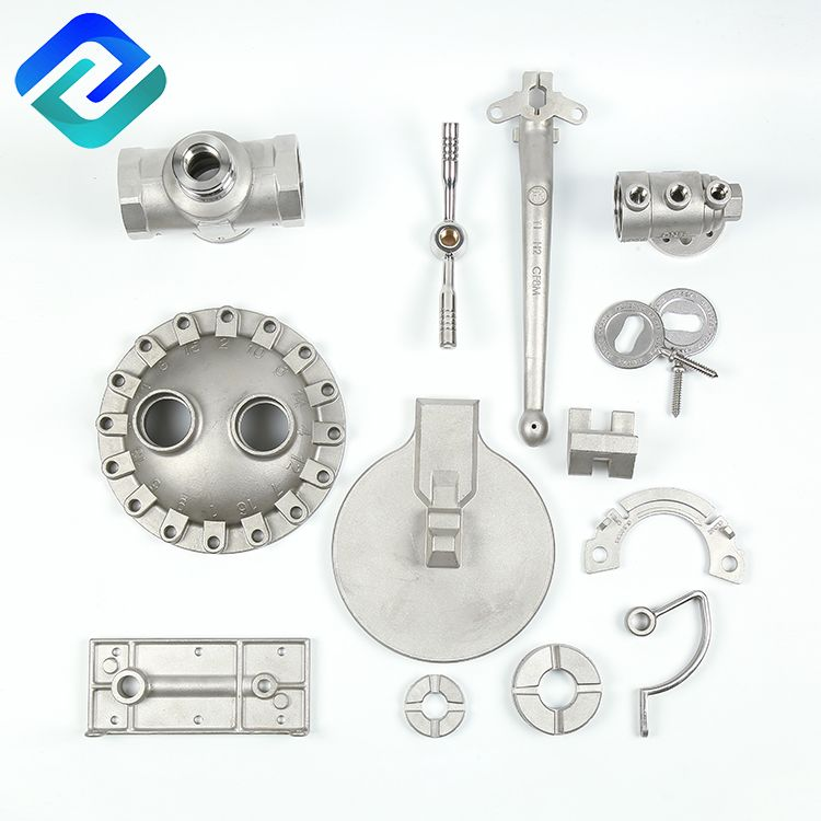 304 Stainless steel precision lost wax casting casting spare parts steel casting foundry
